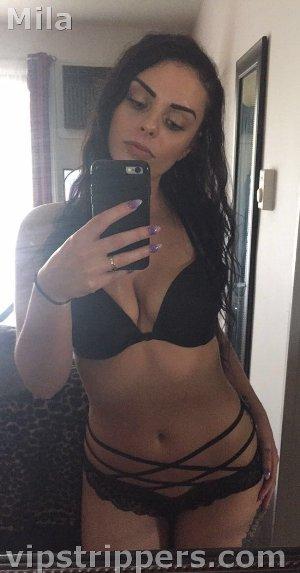 Mila, Killington stripper from VIP Entertainment Inc.
