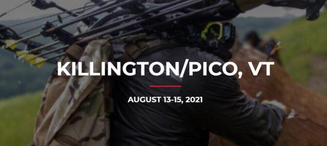 Total Archery Challenge August 13-15 Killington / Pico Vermont